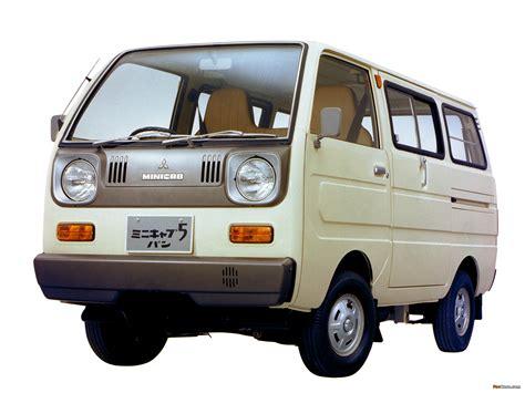Image Gallery Mitsubishi Minicab