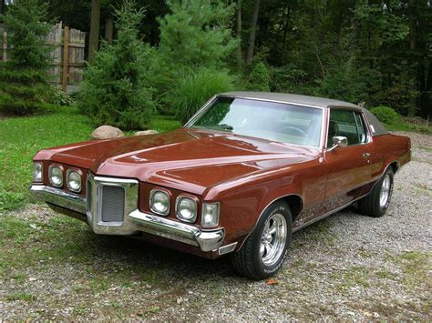 Pontiac Grand Prix by 1969 Pontiac Grand Prix For Sale 2192656 Hemmings Motor