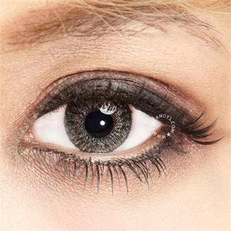grey color contacts buy freshlook colorblends grey colored contacts eyecandys