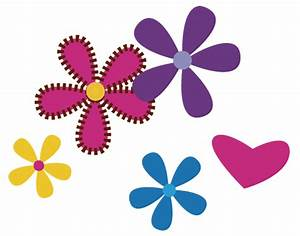 Spring flowers spring flower clipart free clipartfest ...