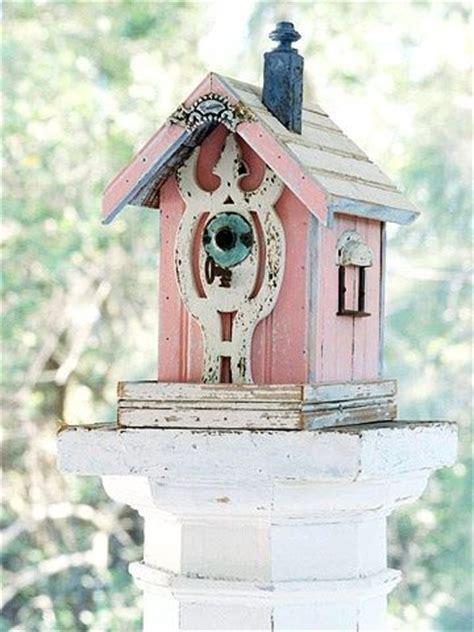 shabby chic bird houses shabby chic birdhouse shabby chic pinterest