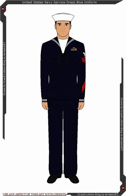 Uniform Navy Deviantart Lobster Grand