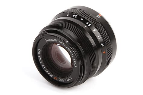 fujinon xf mm   wr review amateur photographer
