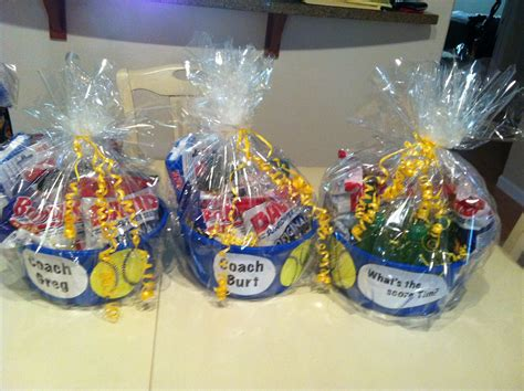 Coaches Gifts Diy Projects Coach Gifts Softball Coach
