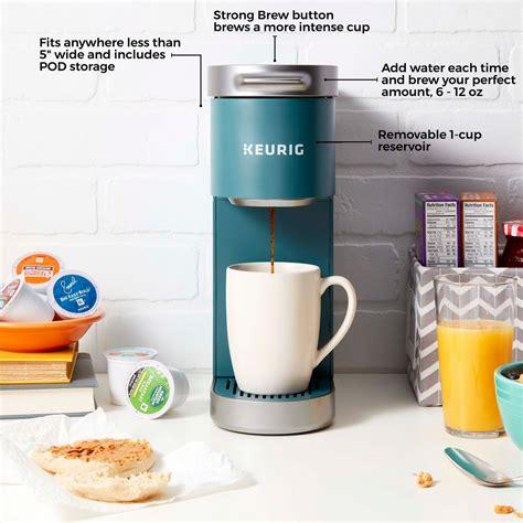Cups of coffee, tea or hot chocolate. Keurig K-Mini Plus Single Serve K-Cup Pod Coffee Maker   MrOrganic Store