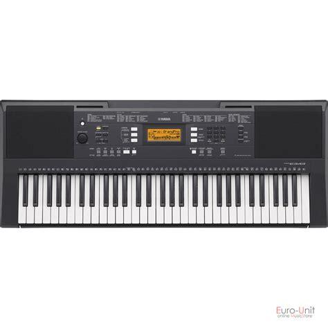 yamaha psr e363 yamaha psr e363 set klavijatura set