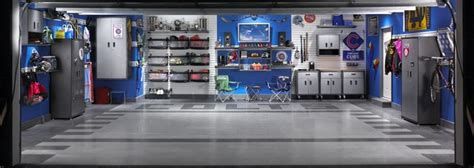 Kobalt Garage Storage Cabinets by Fan S Dream Garage Traditional Garage And Shed Other