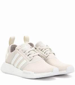 Adidas Nmd Damen Beige : wei e sneakers nmd r1 fashion flavour schuhe turnschuhe und adidas schuhe ~ Frokenaadalensverden.com Haus und Dekorationen