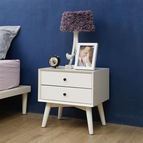 model meja samping tempat tidur minimalis modern