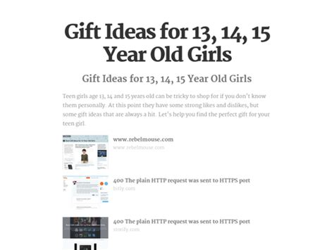 Best Gift Ideas For 14 Year Old Girls - Ideas For Christmas Gifts For 14 Year Old Boy - Eskayalitim