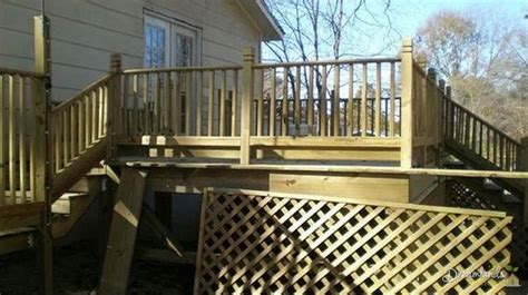 Alternatives To Lattice For Deck Skirting by Alternatives To Lattice Deck Or Porch For Deck