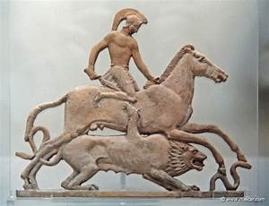 Bellerophon and the Chimera - ThingLink