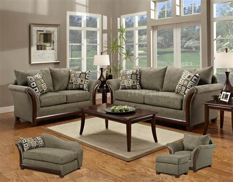 Green Living Room Sets : Green Living Room Furniture Sets
