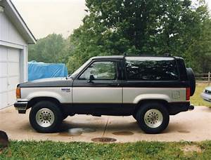 1989 Ford Bronco Ii - Pictures