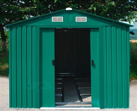 Metall Garten Gerätehaus Gartenhaus Xxl 745 M²