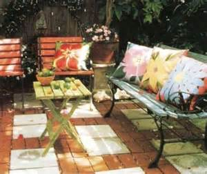 mix and match materials patio ideas mix and match