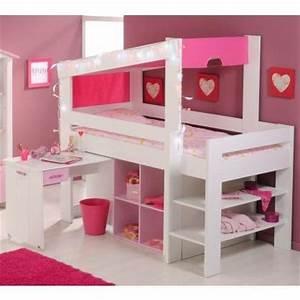 Lit Pour Bébé Pas Cher : incroyable deco chambre bebe fille pas cher 13 lit ~ Melissatoandfro.com Idées de Décoration