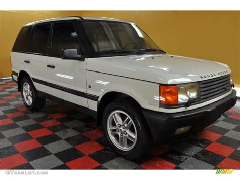 1999 Land Rover Range Rover by Service Manual How To Unlock 1999 Land Rover Range Rover