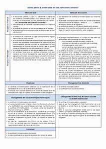 Demande D Immatriculation Véhicule : cerfa n 51291 01 notice explicative la d claration de cession et la demande de certificat d ~ Gottalentnigeria.com Avis de Voitures