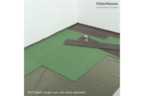 vloeren een geschikte ondervloer voor laminaat click