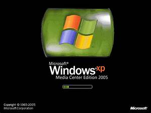Windows XP Media Center Edition 2005 ISO Free Download ...
