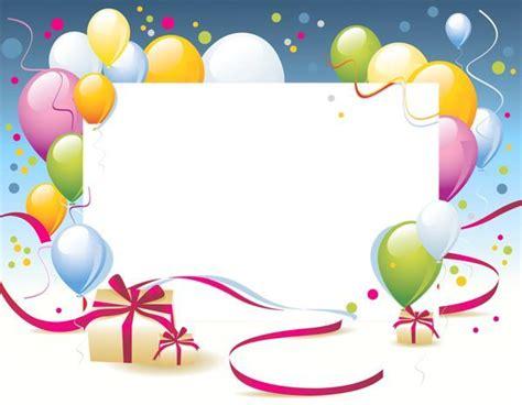 by pam shaffer clip art happy birthday frame birthday frames personalized birthday cards