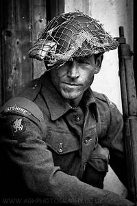 British Soldier - Wiltshire regiment WW2 - a steely ...