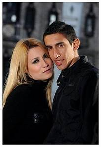 Jorgelina Cardoso - Real Madrid Player Angel Di Maria's ...