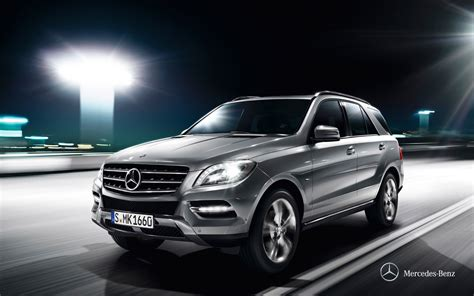 Car Pictures List for Mercedes-Benz M-Class 2012 ML 350