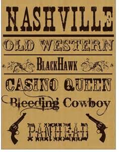 Best 25+ Western Fonts Ideas On Pinterest