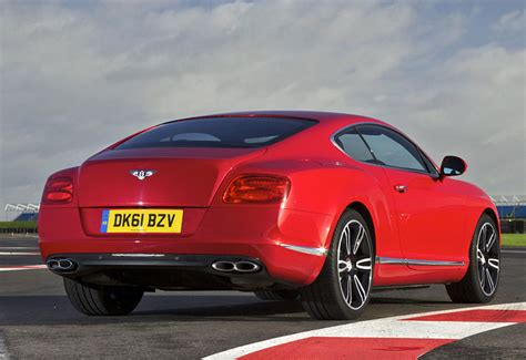 bentley continental gt  specifications photo