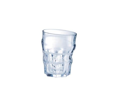 Bicchieri Pop Corn by Bicchiere Pop Corn In Vetro Trasparente Cl 35