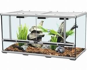 Terrarium Steine Kaufen : terrarium 88 x 45 x 45 cm alu inkl schloss jetzt kaufen ~ Michelbontemps.com Haus und Dekorationen