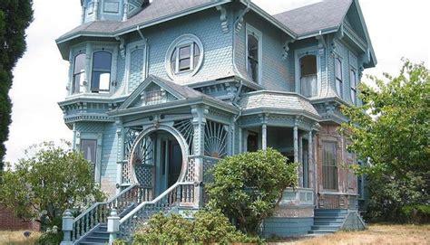 Authentic Queen Anne Victorian House Plans