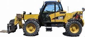 Caterpillar Telehandler Th220b  Th330b  Th340b  Th350b  Th355b