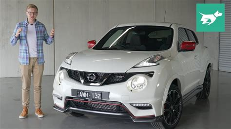 nissan juke nismo rs  review youtube