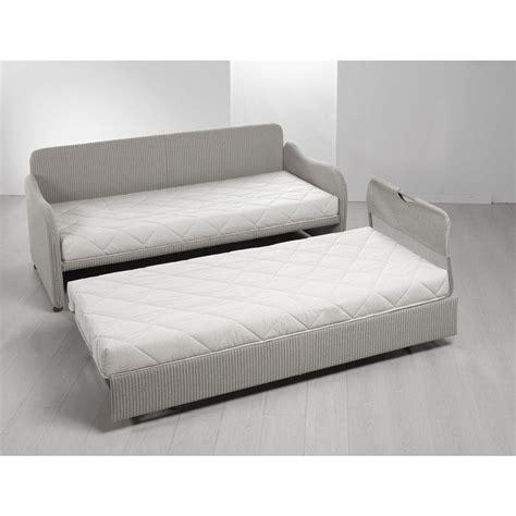 ameublement canapé canapé lit gigogne venise meubles et atmosphère