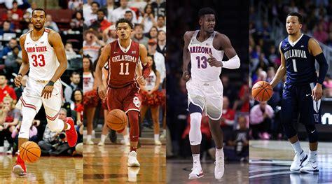 star game  picking college basketballs teams