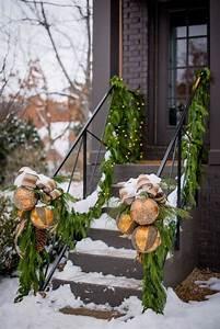 Decoration De Noel Exterieur Pour Professionnel : l 39 art floral de noel ~ Dode.kayakingforconservation.com Idées de Décoration