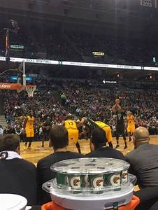Bmo Harris Bradley Center Section 202 Home Of Milwaukee