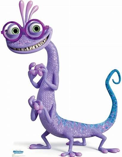 Monsters Disney Randall University Pixar Boggs Inc