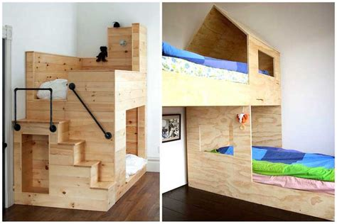 cabane pour chambre un lit cabane pour les enfants qui ont la chance d 39 avoir