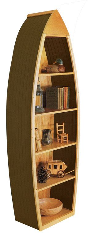 boat bookcase plans   build diy   uk australia boat