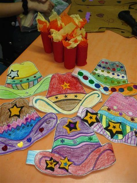 rodeo crafts for preschoolers best 66 cowboys and cowgirls west crafts for 364