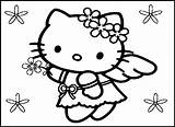 Nerd Coloring Pages Kitty Hello Printable Getcolorings sketch template