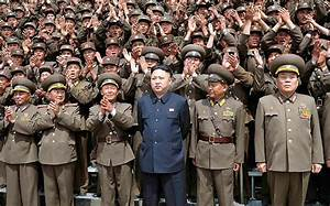 North Korea v South Korea: How the countries' armed forces ...