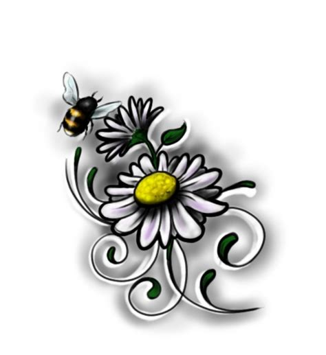 daisy flower outline   clip art