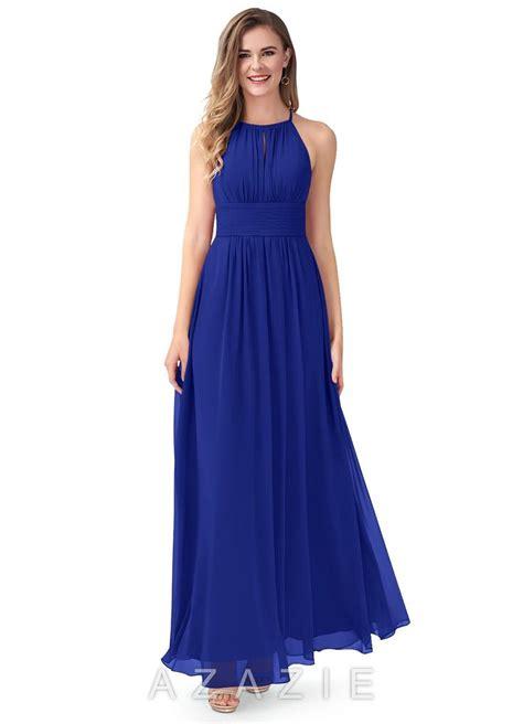 Azazie Bonnie Bridesmaid Dresses | Azazie | Royal blue ...
