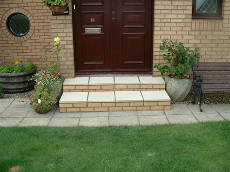 front steps brickwork services new front steps dullatur