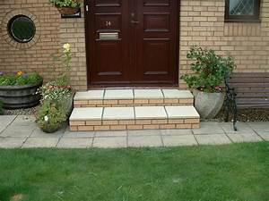 Front Door Steps Ideas - Design Decoration